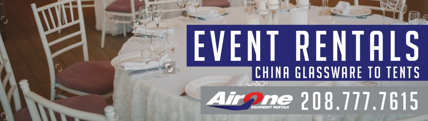 Airone Event Rentals